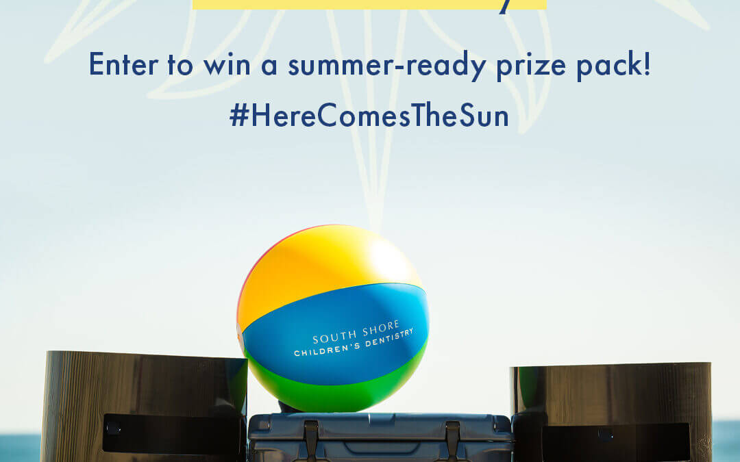 Enter Our Here Comes the Sun GIVEAWAY!