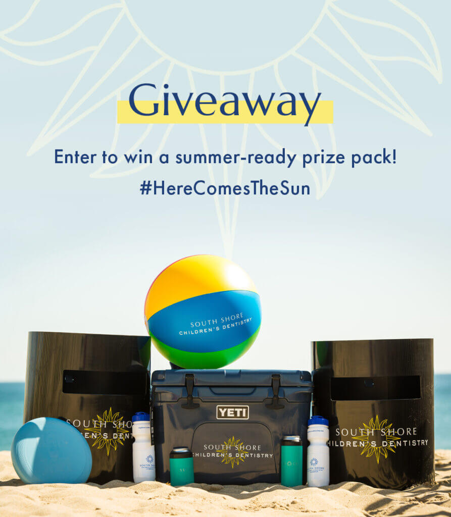 Here Comes The Sun Giveaway